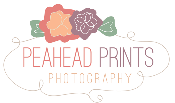 Peahead Prints Phototgraphy logo