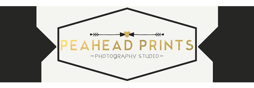 Peahead Prints Phototgraphy logo